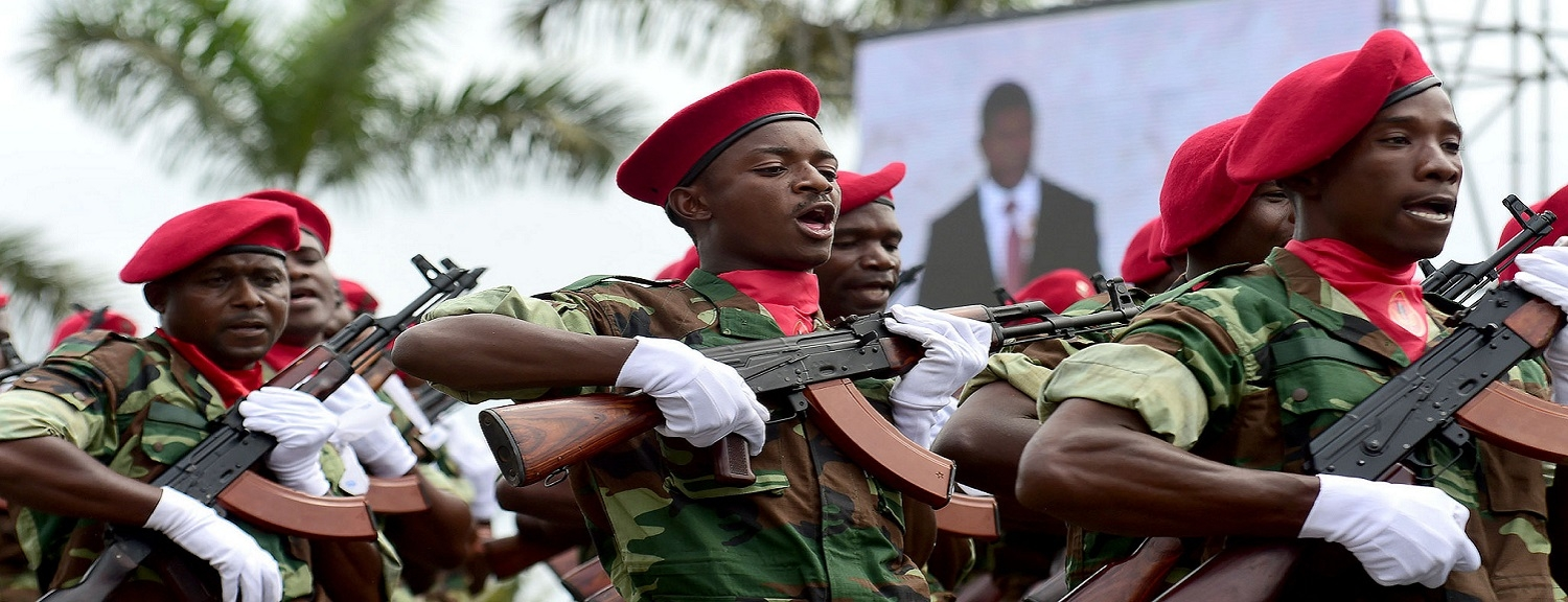 The party, the president and the military: Change and continuity in southern Africa